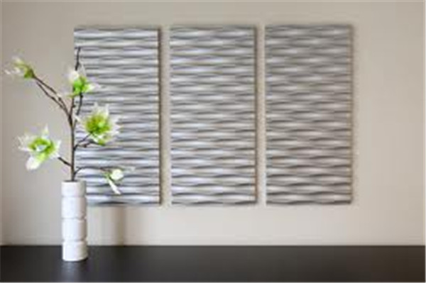 Sound Absorption Grg 3d Wall Panels For Interior