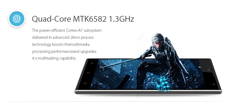 KINGPLAY K59 5.0 inch ips china mtk6582 android quad core wifi latest slim mobile phones