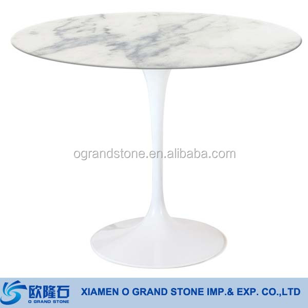 ... Carrara White Dining Table ...
