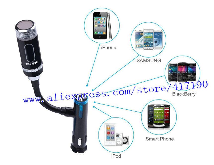 Cigarette Bluetooth Adapter Adapter Cigarette Lighter