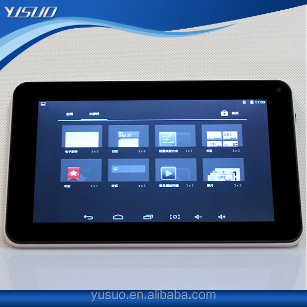 new products 2014!! 7inch TM7021 Dual-Core HDMI vatop for tablet android