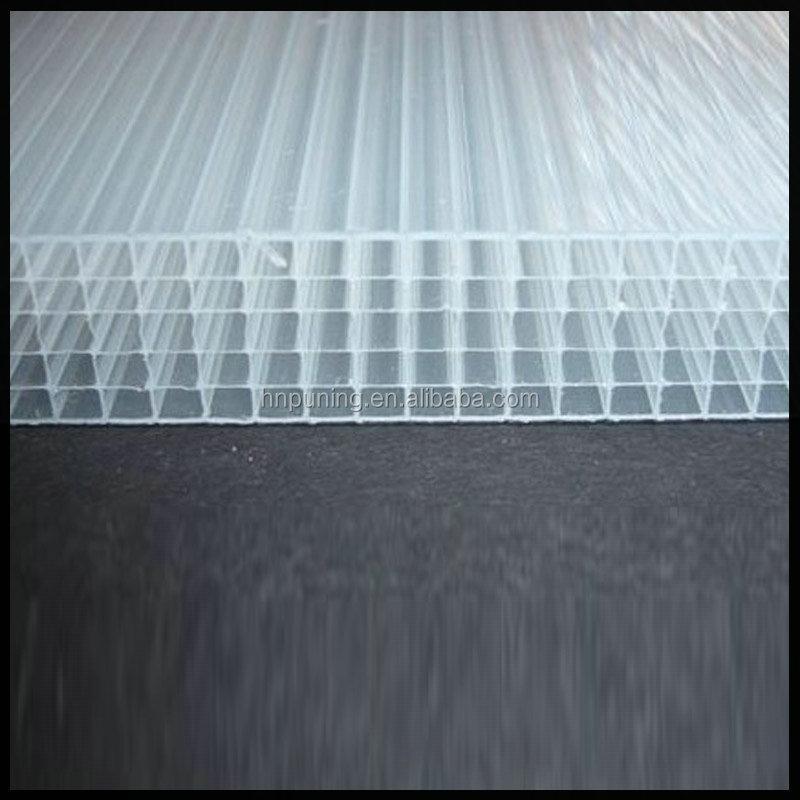 4mm 16mm honeycomb polycarbonate sheet building material. Black Bedroom Furniture Sets. Home Design Ideas