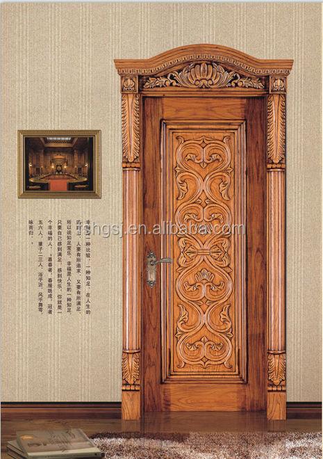 Wooden single door modern design joy studio design for Modern single door design