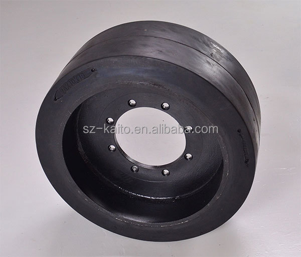 Personalized Rubber High Capacity Solid Tyre 1.jpg