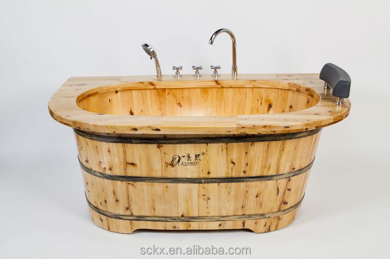 Kx cheap wood bath tub price galvanized bathtub for sale for Discount bathtubs for sale
