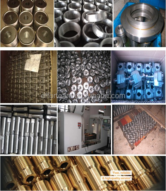 precision machining custom made steel parts