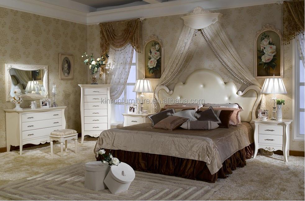 Modele de chambre a coucher moderne chambre mre modele for Mobilier de chambre blanc