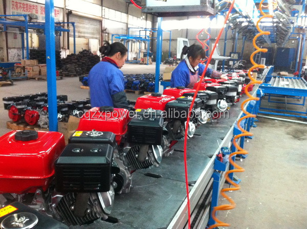 1.5-3Ps OHV 4-Sroke gasoline motors, air-cooled, with CE certificate