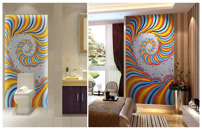 Hf jy jh ad02 venta caliente nueva decoracion sala de murales de ...