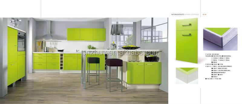 Modern kitchen cabinets high gloss acrylic sheet high for Acrylic sheet for kitchen cabinets