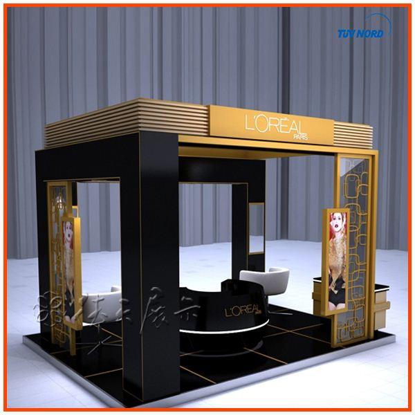 Portable personnalis stand d 39 exposition pour salon for Stand pour foire