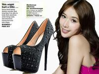Туфли на высоком каблуке lynl/9306/10 9306-10