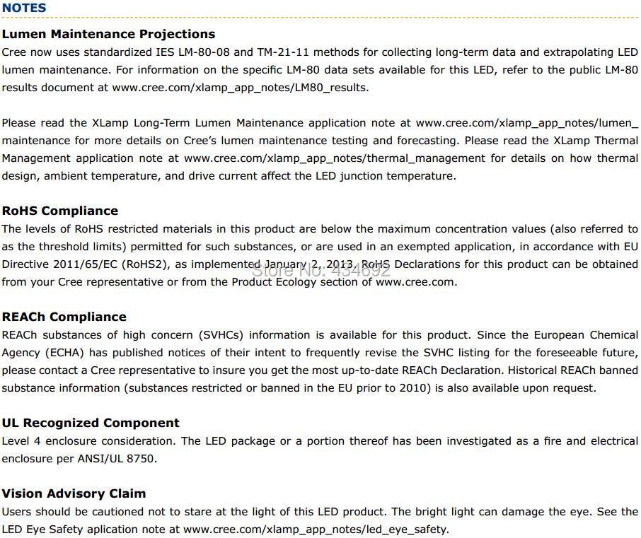 14-XlampCXA2011 NOTES