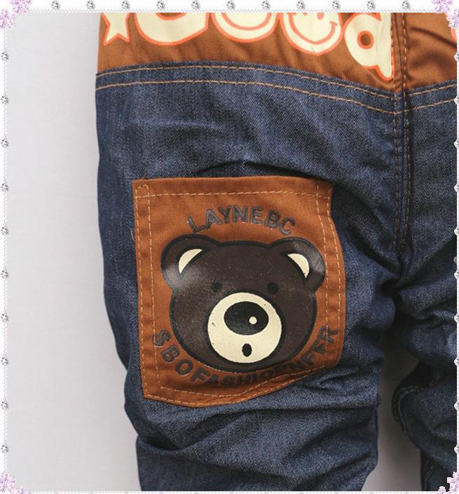 Весенние и осенние Детские джинсы Детские брюки для мальчиков подходят 2-6 лет мальчики джинсы брюки лето осень, Детские джинсы джинсовая