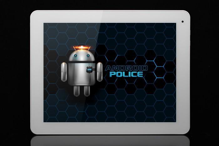 DHL 9,7-дюймовый четырехъядерный планшет retina экран android 4.2 rk3188 quad core 1.8ghz 2gb ОЗУ 16 ГБ rom 5.0MP задняя камера
