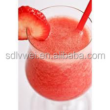 natural strawberry juice concentrate
