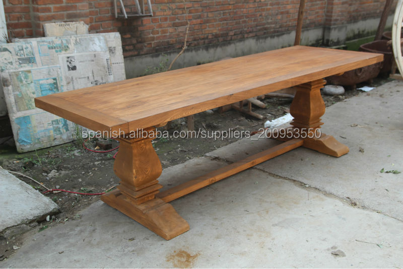 Mesas comedor antiguas great mesa y sillas antiguas de - Mesas antiguas ...