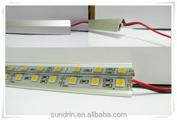 good quality smd5630 rigid 2700k-3200k continuous led strip