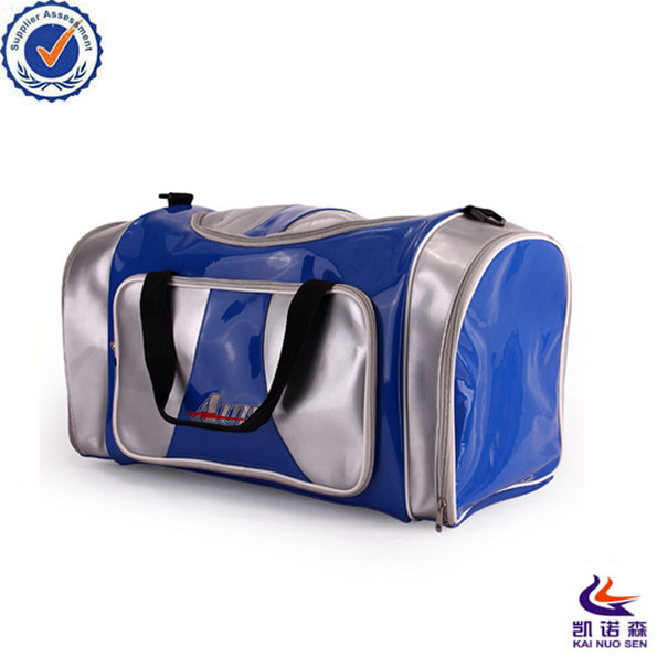 Genuine Leather Golf Bag Travel Cover