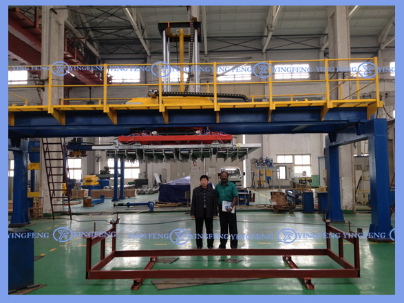 European Standard. \Yingfeng SA 400 Vacuum clay brick making equipment with multi-mouth mould