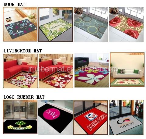Caoutchouc tapis de sol d coratif tapis id de produit for Tapis exterieur costco