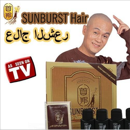 Средство для лечения волос и кожи головы Shou Bang 6 50