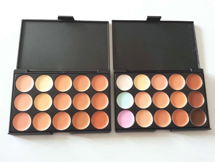 Мэри Кей новый профессиональный 15 цвета отбеливание маскирующее камуфляж палитры макияжа набор поры крем порошок