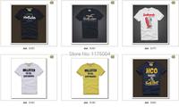 Мужская футболка A*F H-C-O POLO SHIRT 300Style 100% S-M-L-XL
