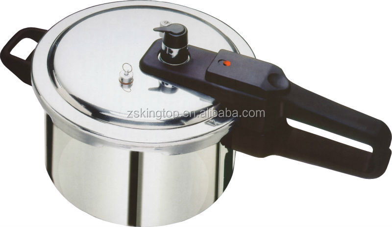 Aluminium alloy safety valve for pressure cooker with