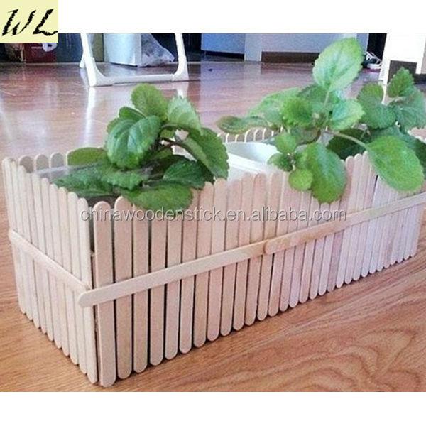 Wood Ice Cream Stick House Craft Made In China