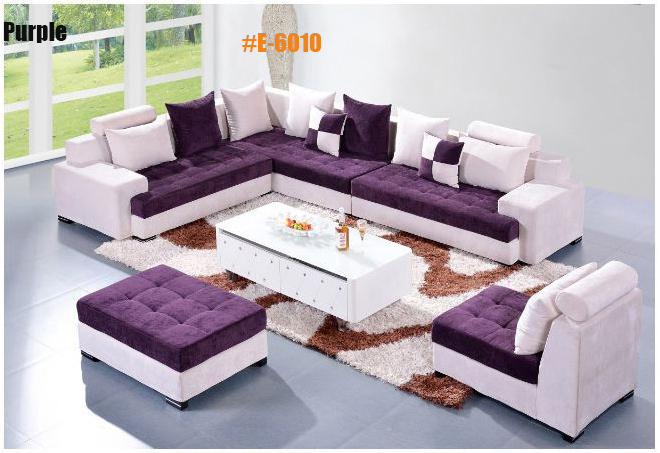 Main photo 1 for Purple couch set