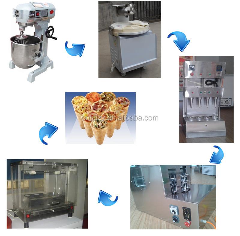 Pizza Cone Machine Pizza Cone Equipment Pizza