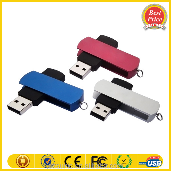 Swivel USB FLASH Drive with cheap price