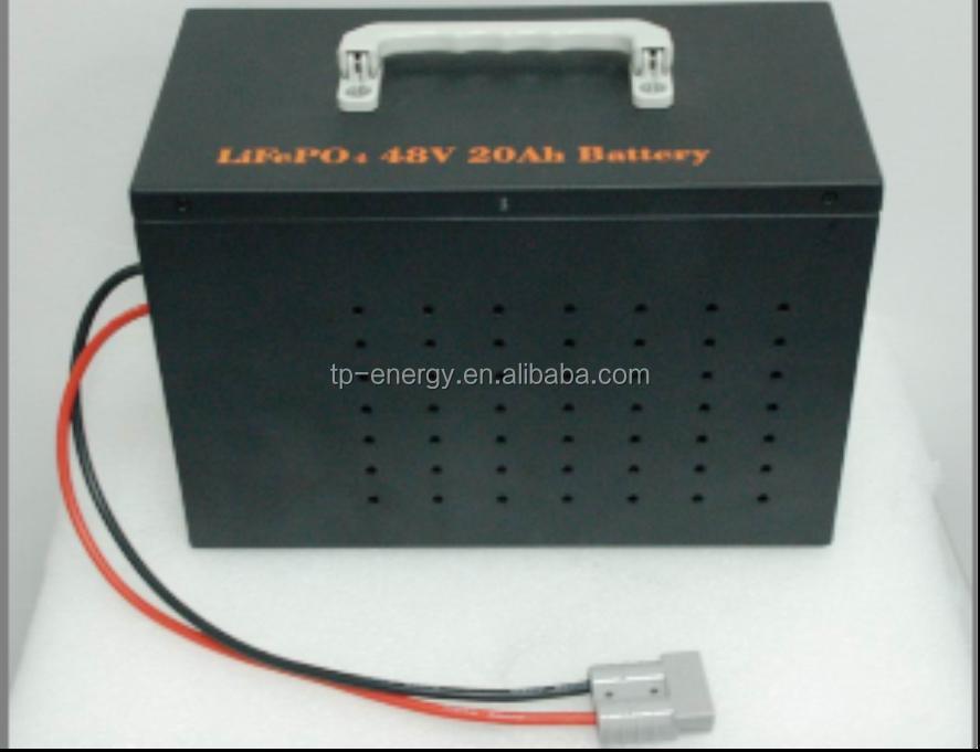 LiFePO4 battery 48v 20ah