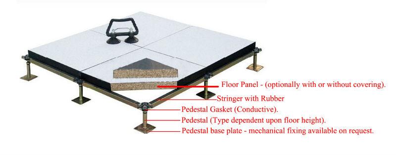 Antistatic Wood Raised Flooring Buy Raised FloorAccess Floor - Conductive flooring specifications