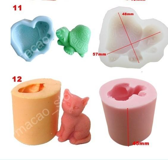 Форма для выпекания Silicone Mould 3D /diy