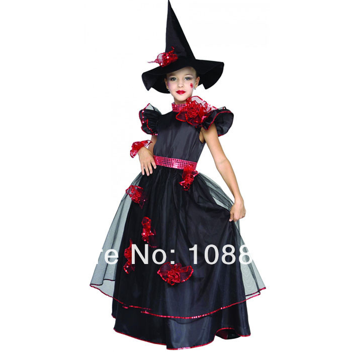 Kids Halloween Witch Costumes Halloween Costumes For Kids
