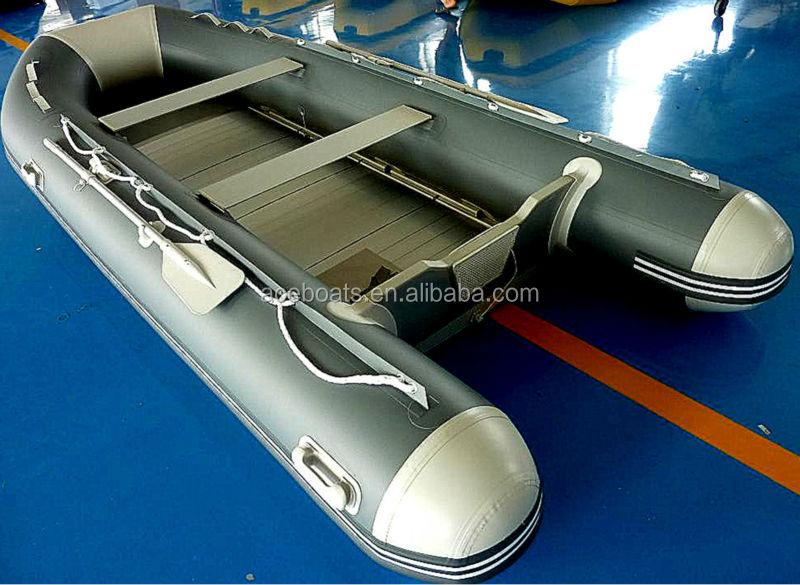 Os barcos infláveis