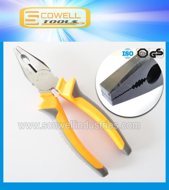 Linesman Pliers or Combination Pliers Linesman Pliers Nipper