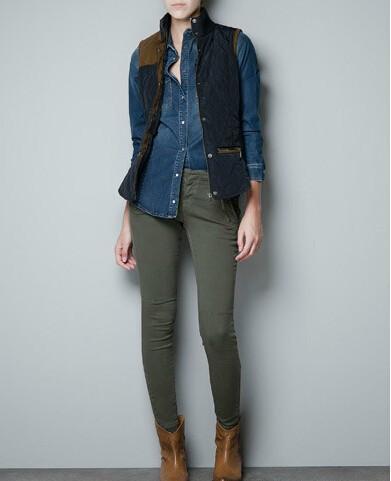 новые моды женщин осень жилет, тонкий трикотаж Винтаж и хлопок, шитье женщин жилет, белый, синий, зеленый цвета
