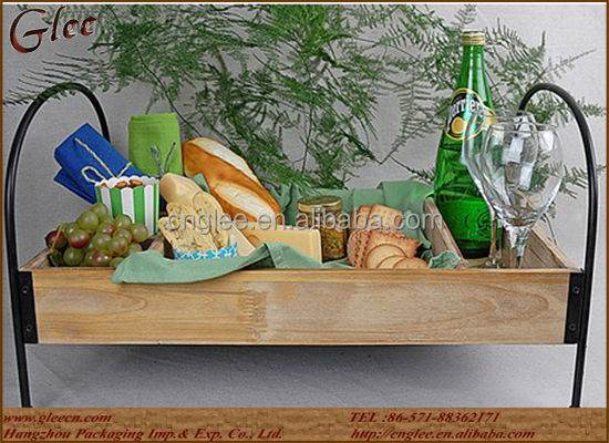 Pas cher en bois bo te de rangement bac l gumes fruits crate caisses d 39 emballage id de produit - Bac a legume en bois ...