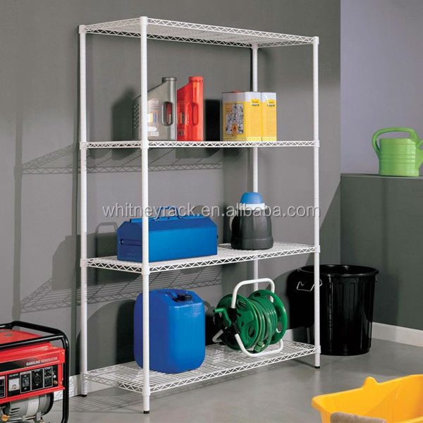 Chrome Storage Rack Chrome Wire Mesh Rack