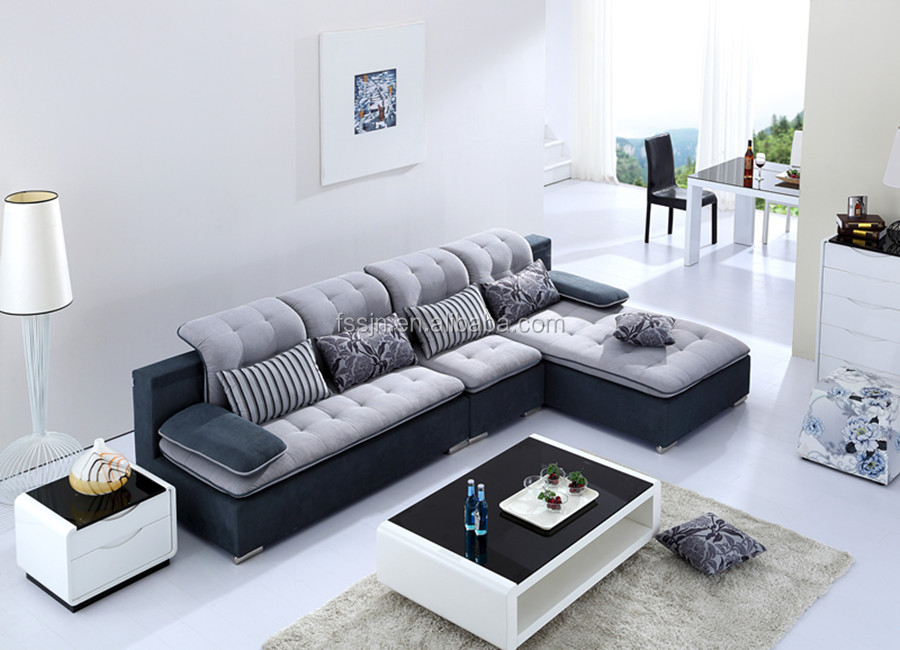 latest living room fabric sofa design k1208 view latest living room
