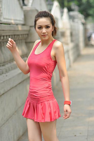 Short Tennis Dress