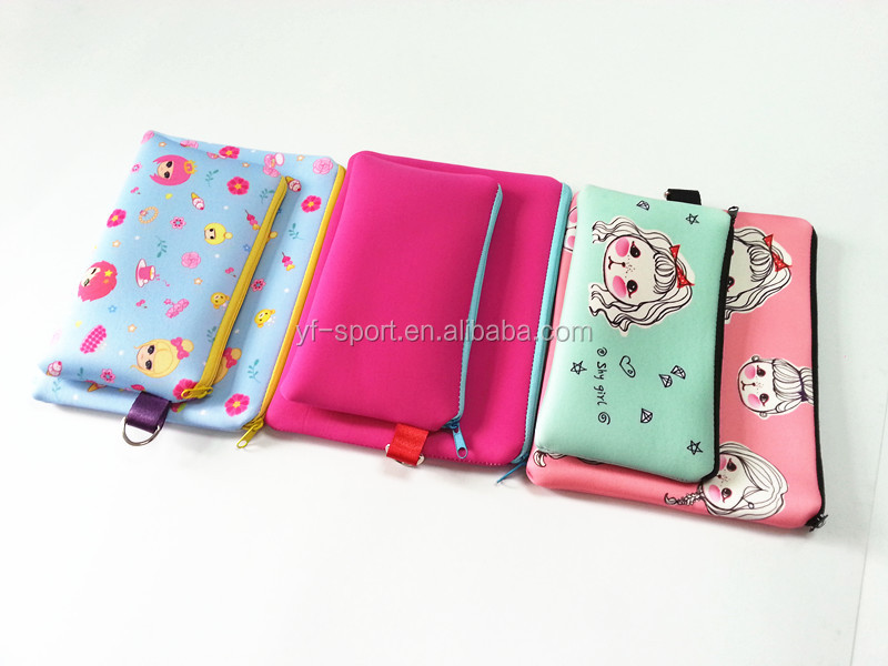 School Pencil Cases With Compartments For Teenagers Pencil