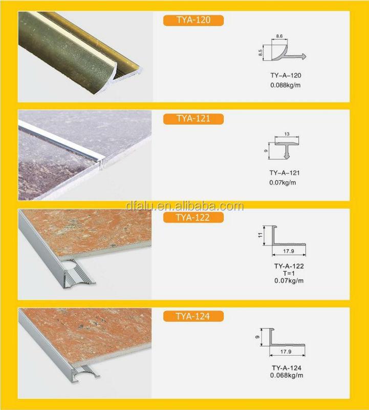 Anodised Aluminium Tile