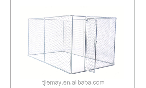 7.5' x 13' x 6' cheap pet cages dog kennel in China