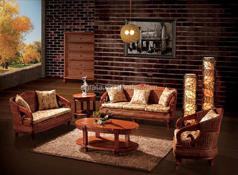 Плетеная Мебель Для Гостиной