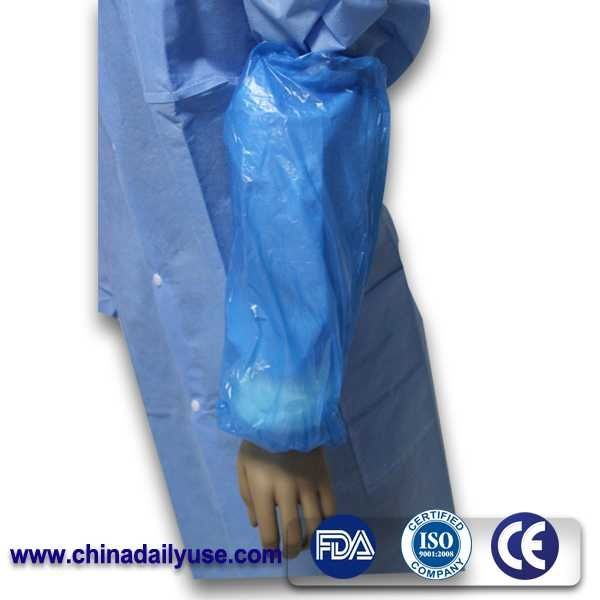 disposable dental co<em></em>nsumables cheap non woven oversleeve
