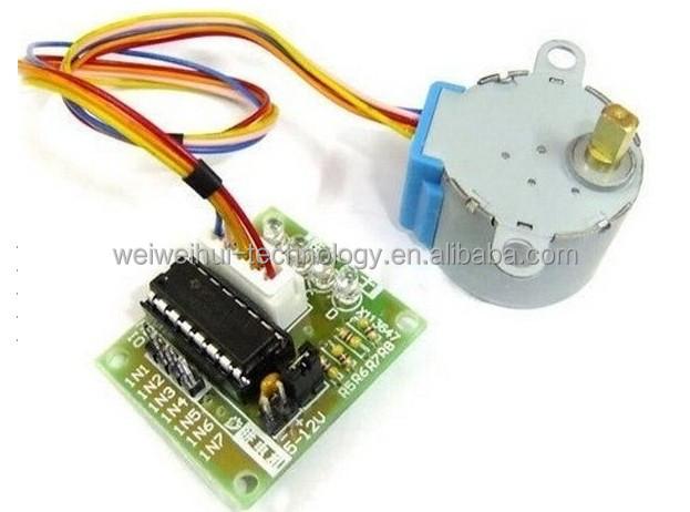 Wwh 28byj 48 28byj48 Dc 5v 12v 4 Phase 5 Wire Stepper